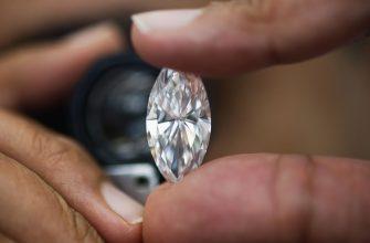 Определение подлинности бриллианта
