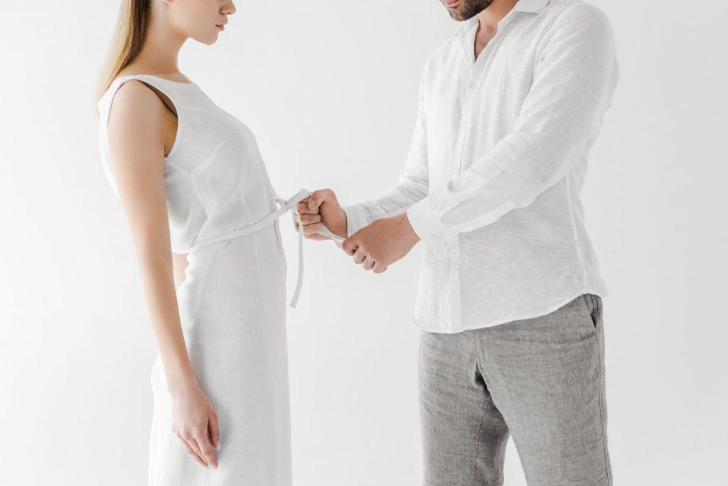 Одежда супругов