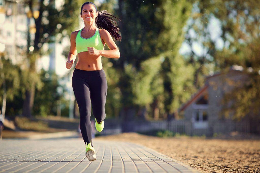 тренировки на свежем отдыхе