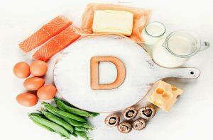 Содержание витамина Д в продуктах