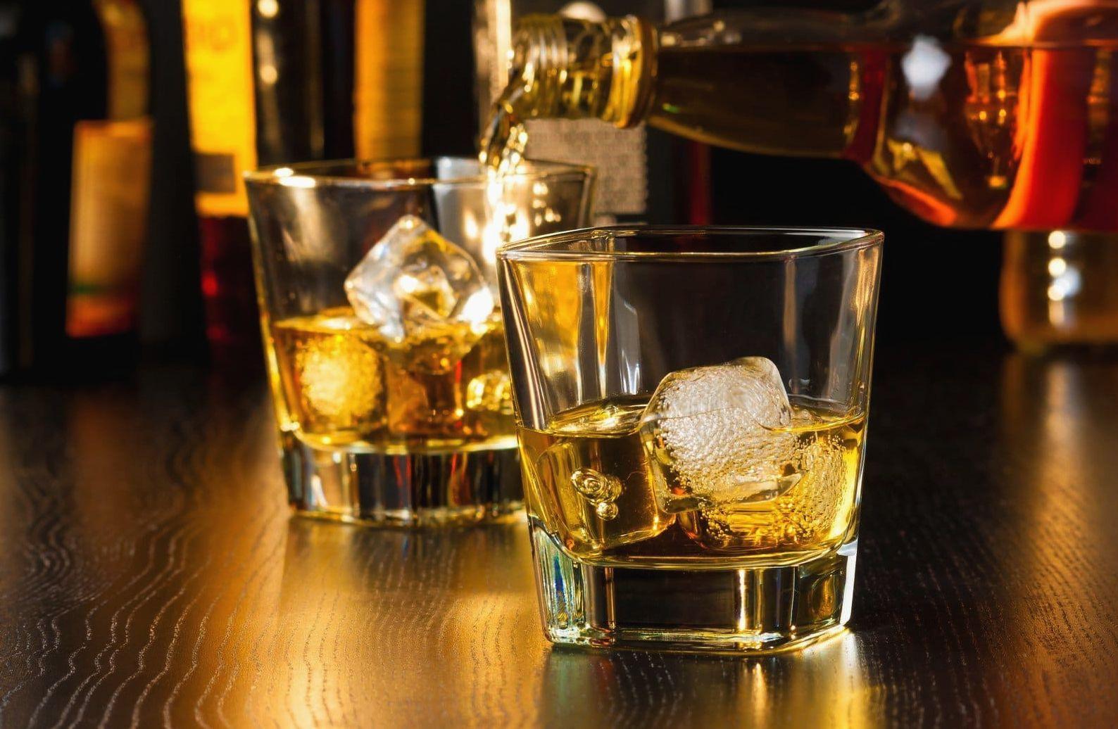 коктейли к виски