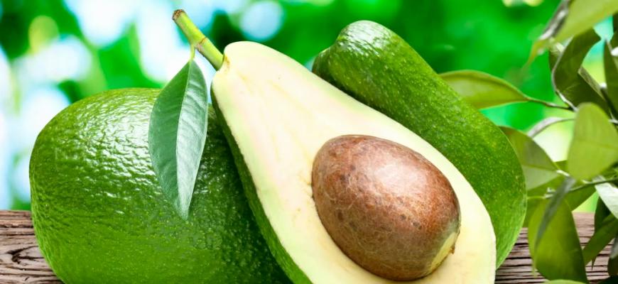 Авокадо вкусно и полезно