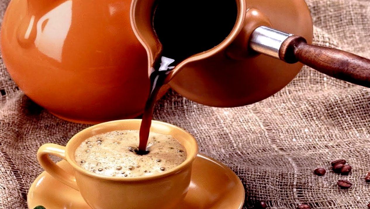 Как варить кофе в турке: Рецепты и методы приготовления