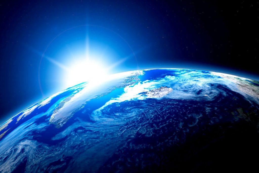 планета земля круглая