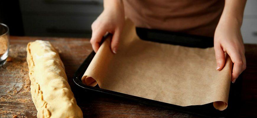 Чем можно заменить пергаментную бумагу 6