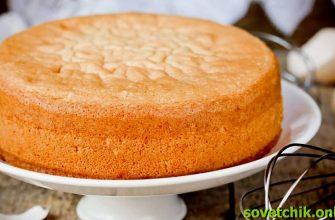 Как сделать пирог пышным