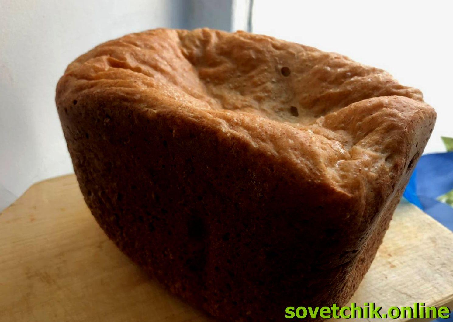 Почему хлеб оседает при выпечке в духовке