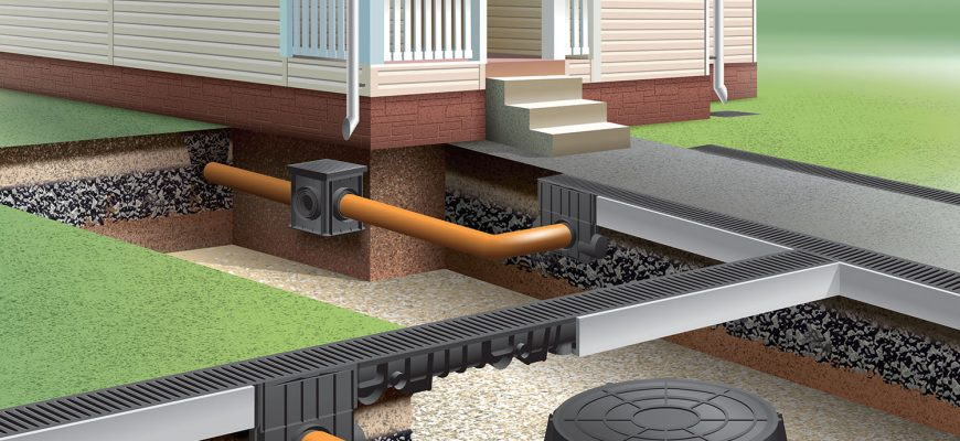 Что надо знать о системе водоотведения дома 13